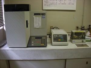 元素分析装置