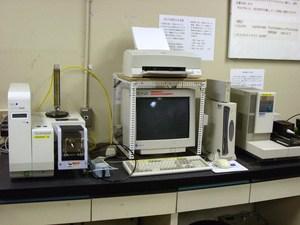 示差熱熱重量同時測定装置